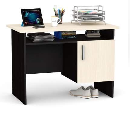 Письменный стол Мебельный Двор 43831 МД-1.01, венге/дуб