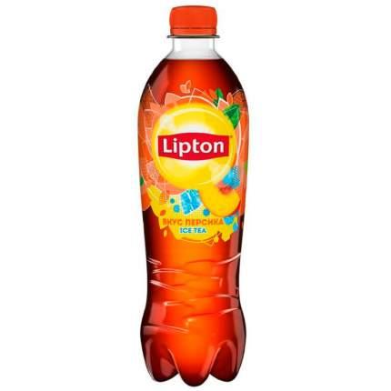 Чай черный Lipton Ice Tea Персик 500мл