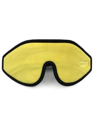Маска для сна 3D ультра комфорт Желтый