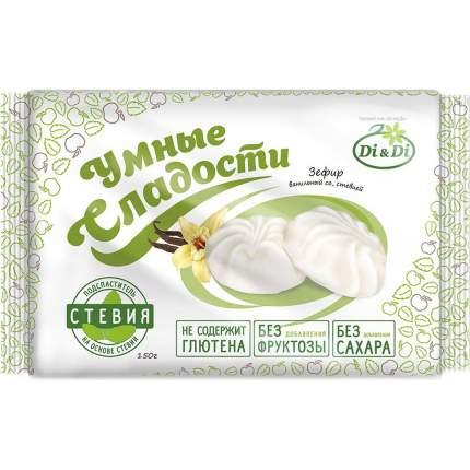 Зефир Умные сладости ваниль со стевией 150 г