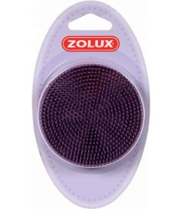 Щетка Zolux резиновая для кошек (7,5х7,5х2,5 см, )