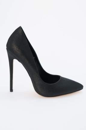 Туфли женские Ennergiia D507-B1663 черные 40 RU