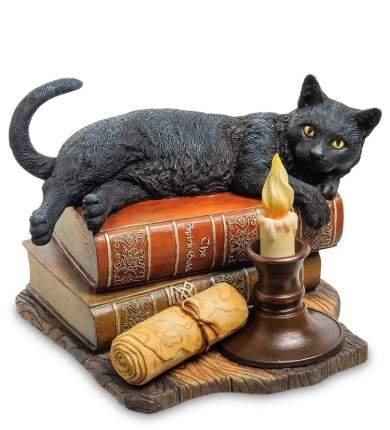 "Статуэтка ""Кот на книгах"" (Лиза Паркер) Veronese"