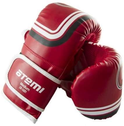 Снарядные перчатки Atemi LTB-16201, красные, S