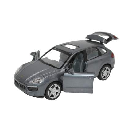 Машинка металлическая Автопанорама 1:32 Porsche Cayenne S, JB1251140