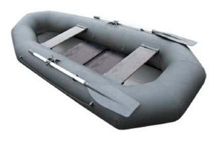 Лодка Leader Компакт-265 2,66 x 1,2 м grey