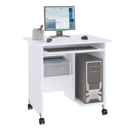 Компьютерный стол СОКОЛ КСТ-10.1 80x60x80, белый