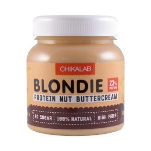Молочная паста с кешью Bombbar CHIKALAB Blondie, 250г