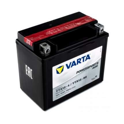 Аккумуляторная Батарея Powersports Agm [12v 10ah 150a B00] Varta