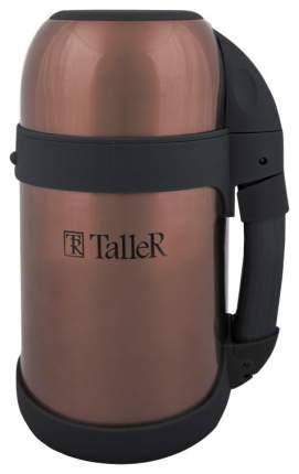 Термос Taller Брэдфорд 0,8 л коричневый