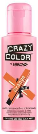 Краска для волос Crazy Color-Renbow Crazy Color Extreme тон 60 оранжевый, 100 мл