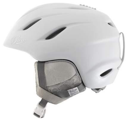 Горнолыжный шлем женский Giro Era 2019, белый, S