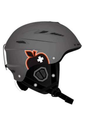 Горнолыжный шлем Movement Big A Helmet 2019, серый, M