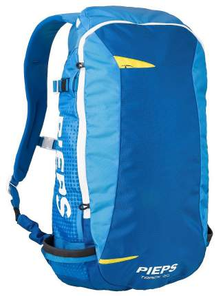 Рюкзак для сноуборда Pieps Track 20 л голубой