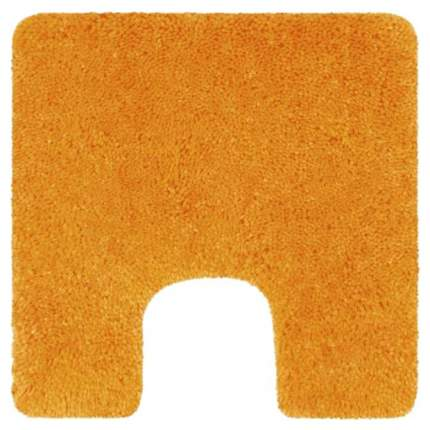 Коврик для туалета Spirella Highland Оранжевый 55 x 55 см