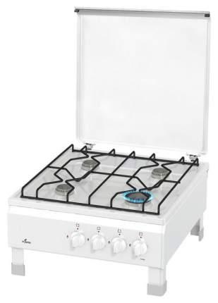Настольная газовая плитка Flama ANG 1401 W White