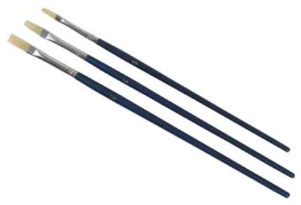 Набор кистей для рисования CENTRUM 82373 № 1, 3, 5 Высококачественный нейлон 3 шт