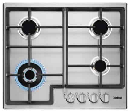 Встраиваемая варочная панель газовая Zanussi GPZ 363 SS Silver