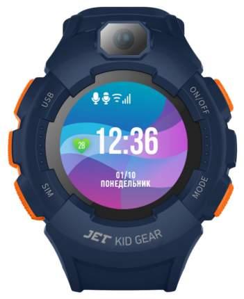 Детские смарт-часы Jet Kid Gear Orange/Blue