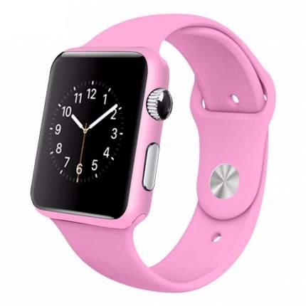 Смарт-часы Smart Watch A1 Pink/Pink