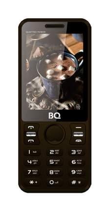 Мобильный телефон BQm BQ-2812 Quattro Power Black