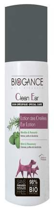 Лосьон для очищения ушей кошек и собак BIOGANCE Ear lotion, 100 мл