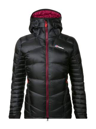 Спортивная куртка женская Berghaus Ramche Mountain Reflect Down Insulated, black, S