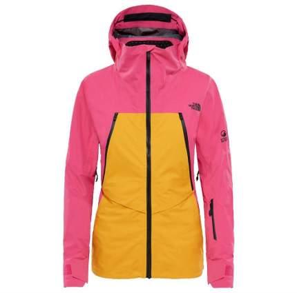 Спортивная куртка женская The North Face Purist Triclimate, zinnia orange/mr. pink, L