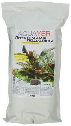 Грунт для аквариума Aquayer Питательная подложка 3 л