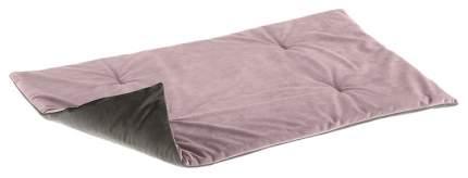 Коврик для собак Ferplast Baron велюр, розовый, серый, 65x40 см
