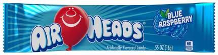 Конфеты Air Heads blue raspberry 16 г