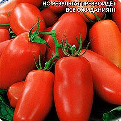 Семена Томат Ни забот, Ни хлопот, 25 шт, Уральский дачник