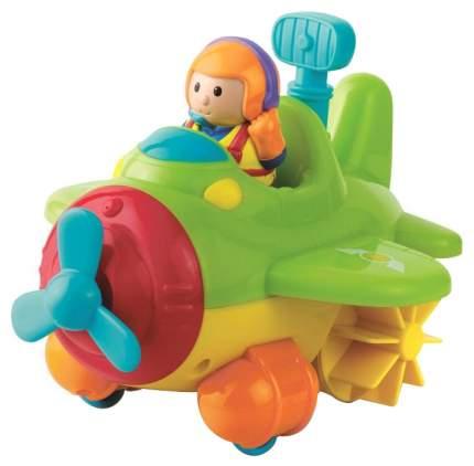 Игрушка для купания Hap-p-Kid Водный транспорт: гидроплан