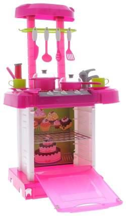 Игровой набор Shantou Gepai Кухня с аксессуарами (свет, звук)