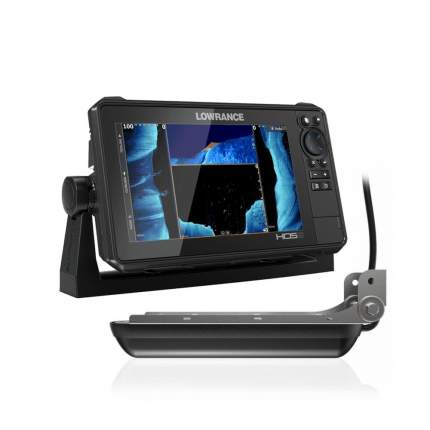 Эхолот Lowrance Hds 9 Live With Active Imaging 3-in-1