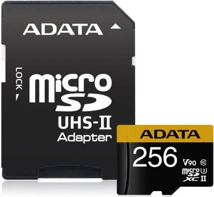 Карта памяти A-DATA Premier ONE Micro SDXC 256GB