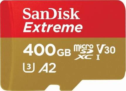 Карта памяти SanDisk Micro SDXC 400GB