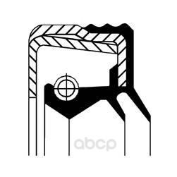 Сальник iveco Corteco 12025517B