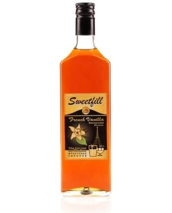 Сироп Sweetfill французская ваниль стекло 500 мл