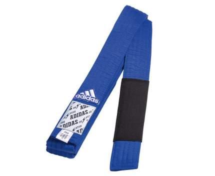 Пояс для джиу-джитсу Adidas Club синий, A2