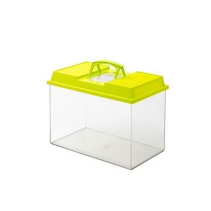 Контейнер для рыб, рептилий Savic, пластик, 17,5 x 13 x 11,5 см