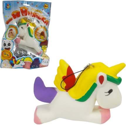 Сквиши М-м-мняшка игрушка-антистресс Пегас 1Toy