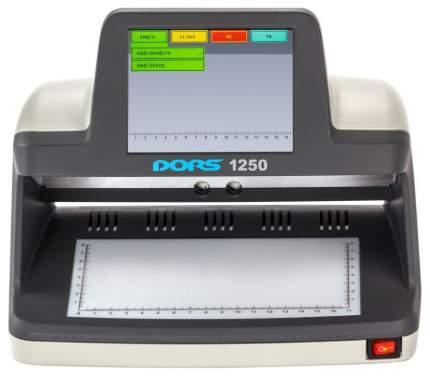 Детектор банкнот Dors 1250M4
