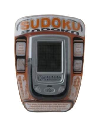 Игровая приставка Brand Sudoku LJ686 Коричневый, серый