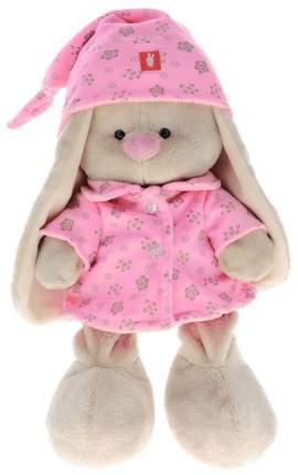 Мягкая игрушка Budi Basa Зайка Ми в розовой пижаме 23 см