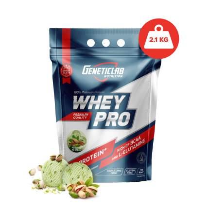 Протеин GeneticLab Nutrition Whey Pro 2 2100 г Pistachio Ice-Cream