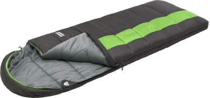 Спальный мешок Trek Planet Dreamer Comfort серый/зеленый, левый
