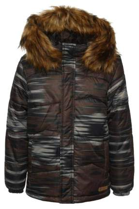 Куртка для мальчиков Luhta коричневый р.152