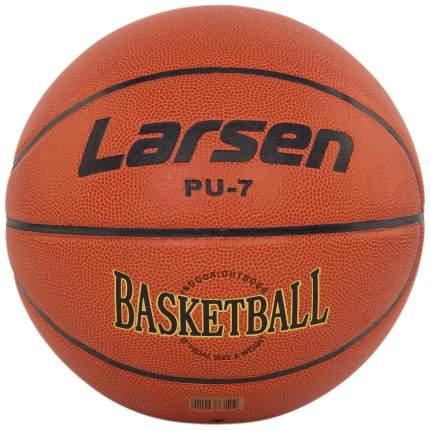 Мяч баскетбольный Larsen PU7
