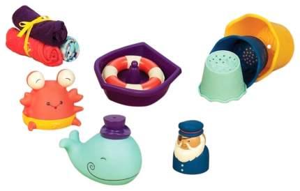 Набор игрушек для ванной B.Toys «Давай плескаться»
